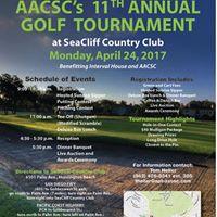 AACSCs 11th Annual Golf Classic