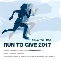 Run to give (Marathon)