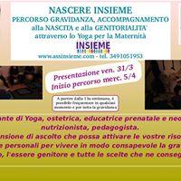 Percorso nascita-genitorialit yoga presentazione
