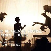 Taller de Creaci Teatral de 10 a 16 anys