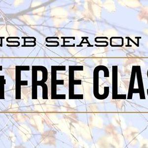Season Kickoff &amp Free Class Day