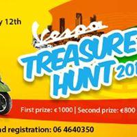 Vespa Treasure Hunt 2017
