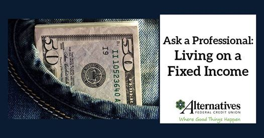 Ask a Professional Living on a Fixed Income