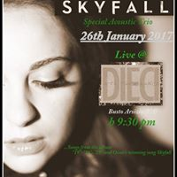 "Skyfall Adele Tribute &quotTrio"" Live at DIECI"