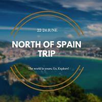 North of Spain Trip (San SebastianCoruaBilbao)