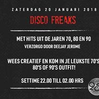 Disco Freaks at B.A.S