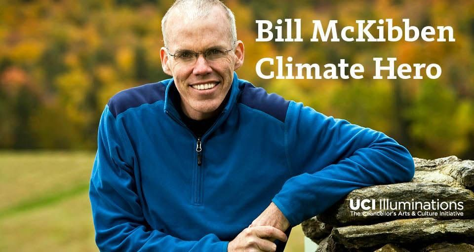 Bill McKibben Climate Hero