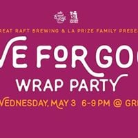 Give for Good Wrap Party