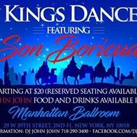 Three Kings Dance Salsa featuring Son Boricua