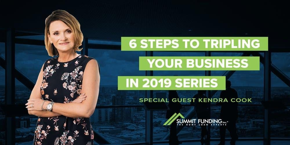 Kendra Cooke Blow up your business in 2019