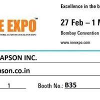 IEE EXPO - 2018
