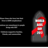 World AIDS Day - Lincoln Capitol