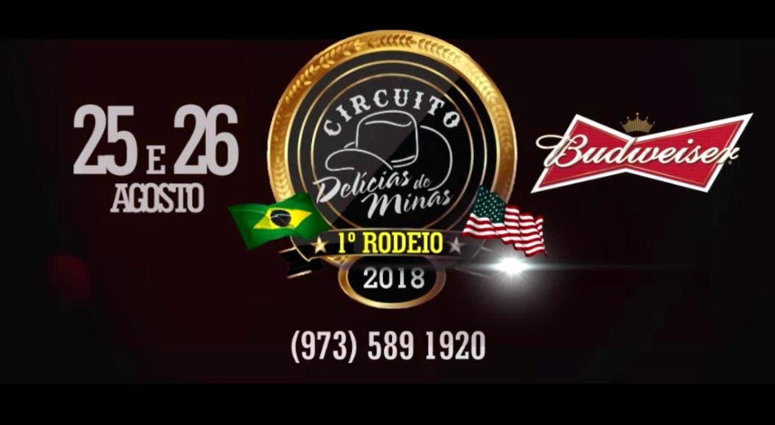Circuito Rodeio 2018 : º rodeio circuito delicias de minas newark nj at the