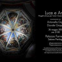 LUCE e ARTE progetti di luce per larte - Guercino a Piacenza