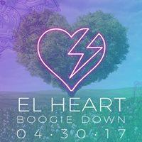 YPAZ presents El Heart