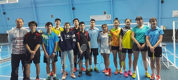 U17 & U19 Trials