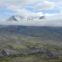 Mount St helens climb