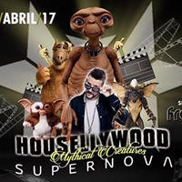 HOUSELLYWOOD SUPERNOVA BY FRAN ARES