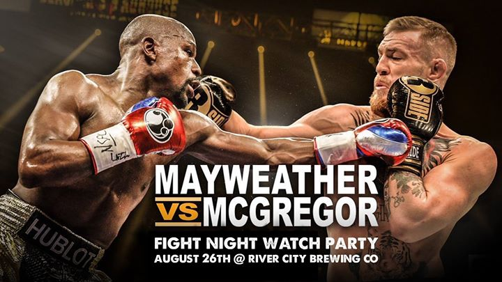 Mayweather fight jacksonville fl