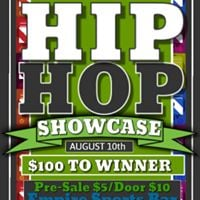Carolina Empire Records Hip-Hop Showcase