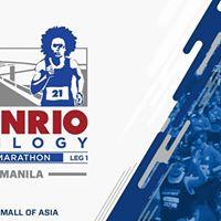 Runrio Trilogy 2018 Manila Leg