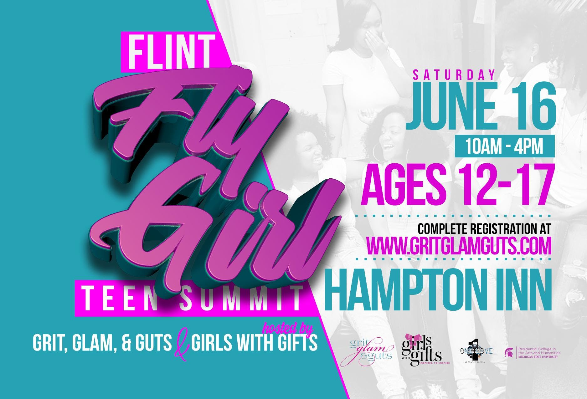 Flint Fly Girl