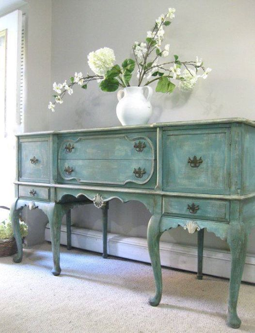 Parisian Style Furniture Makeover Workshop