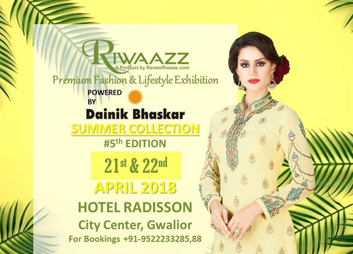 Riwaazz Premium Fashion & Lifestyle Exhibition