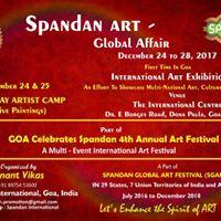 Spandan art - Global Affair