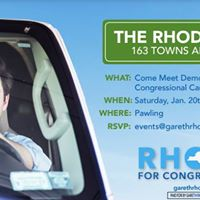 Pawling Meet Gareth Rhodes Congressional Candidate in NY19