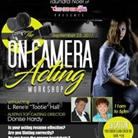 On Camera Acting Workshop