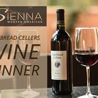 Wine Dinner at Sienna Roseville