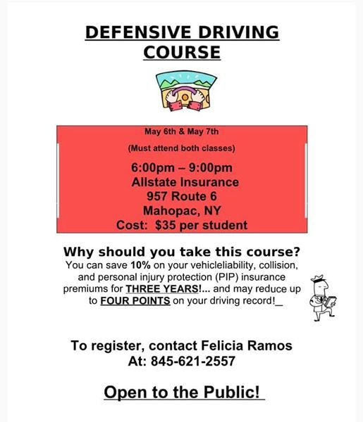 Defensive driving course at Shari Zimmerman: Allstate