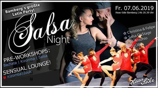 Salsa Night - Haas-Sle Bamberg