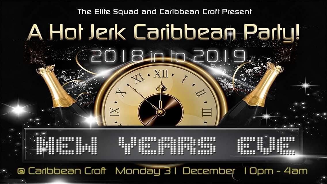 Hot Jerk Caribbean Party