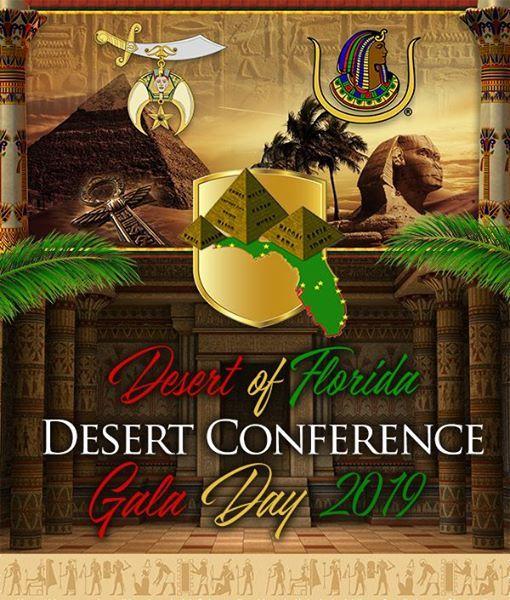 FL Desert Conference  Gala Day 2019