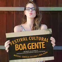 Ilustra em Festival Cultural BOA GENTE o