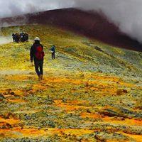 Escursione ai crateri sommitali