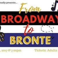 From Broadway to Bronte