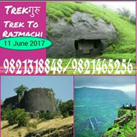 Trek  FireFlies Trek To Rajmachi Lonavala On 11 June 17