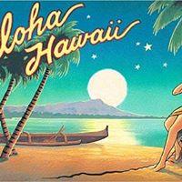 CLH Hawaiian themed Summer Social
