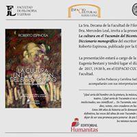 Presentacin libro &quotLa cultura en el Tucumn del Bicentenario&quot