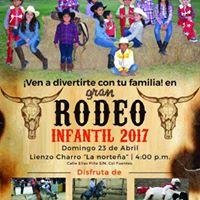 Rodeo INFANTIL 2017