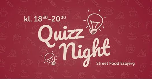 Fredags Street Quiz