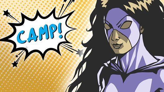 Create Your Own Superhero - Putnam Summer Camp at Putnam Museum