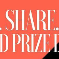 Like. Share. WIN. Grand Prize Draw