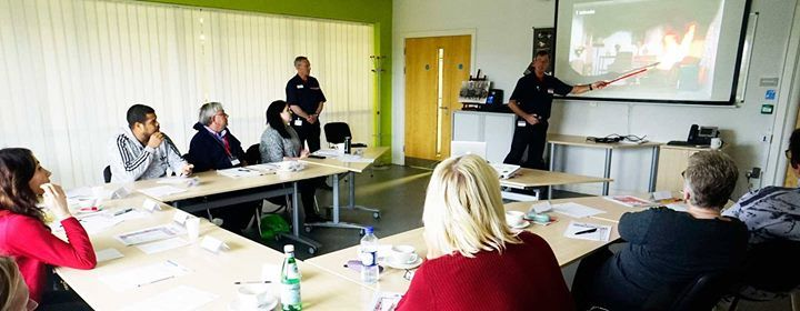 Emergency First Aid at Work Level 3