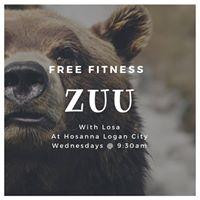 Free ZUU Fitness at Hosanna Logan City - Term1 2018