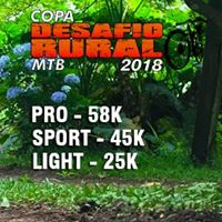 1 Etapa Copa Desafio Rural de MTB - GuararemaSP
