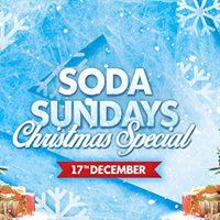Soda Sundays Christmas Special l 17.12.17